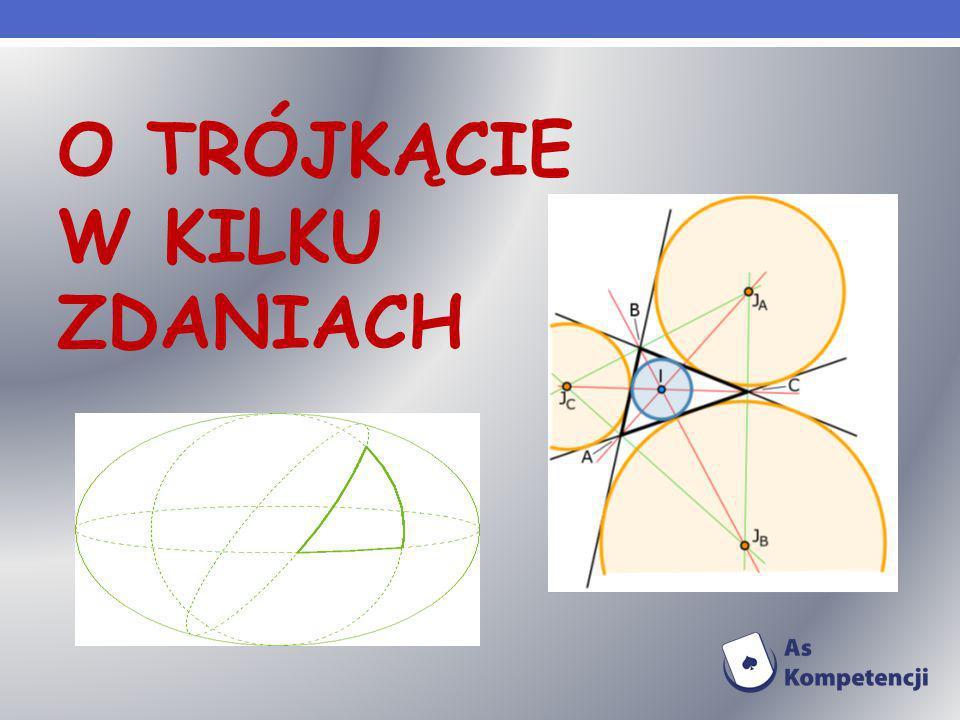 Jest najmniejszą figurą wśród wielokątów (w sensie ilości boków) i to pierwszy problem ekstremalny dotyczący geometrii trójkąta.