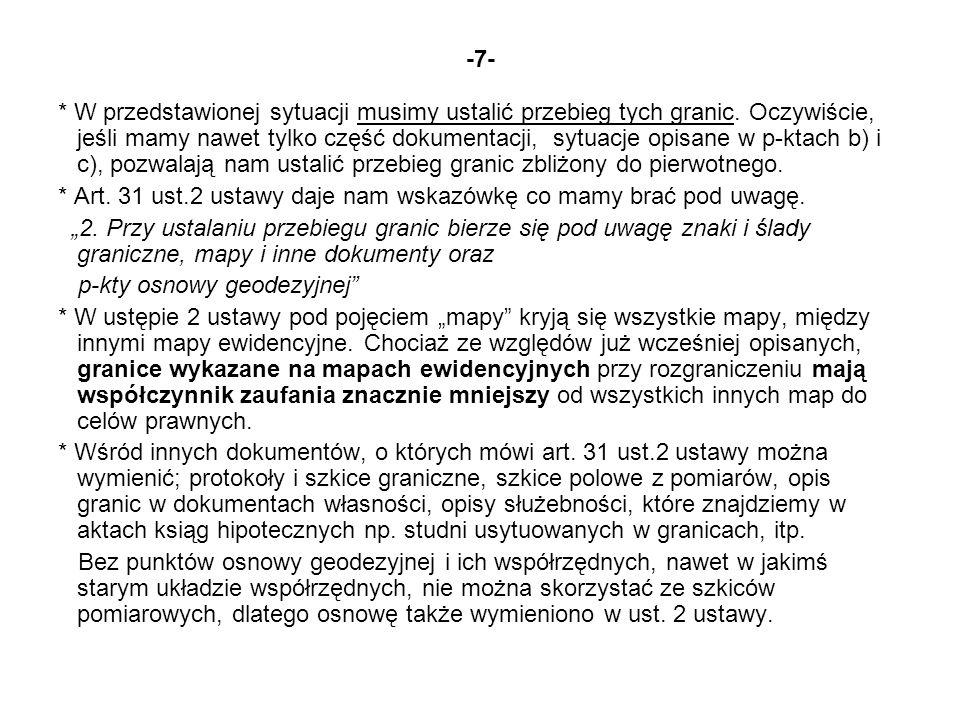 -15- 2a) Przy zawieraniu ugody: - trzy pierwsze podpunkty z p.
