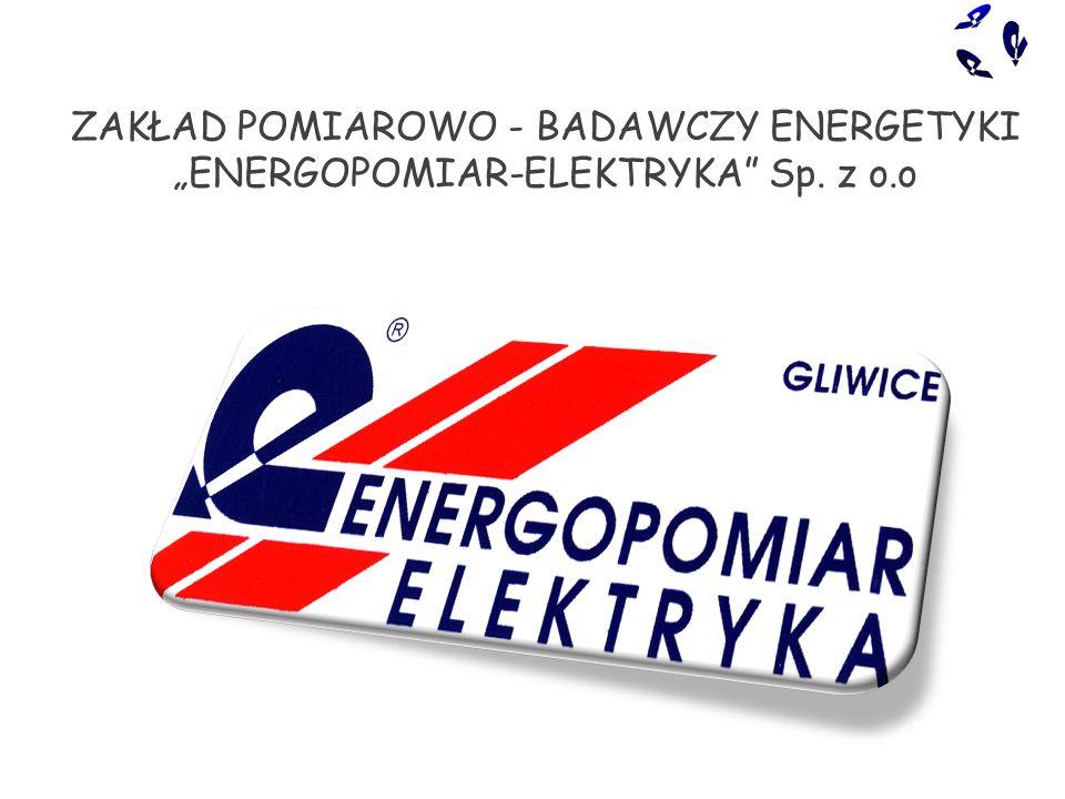 Rozwiązania smart-grids dla wspomagania pracy układów elektroenergetycznych Grzegorz Grzegorzyca ZPBE Energopomiar-Elektryka Badania eksploatacyjne i diagnostyka w elektroenergetyce i przemyśle Konferencja Naukowo-techniczna Gliwice, 18-19 kwiecień 2013