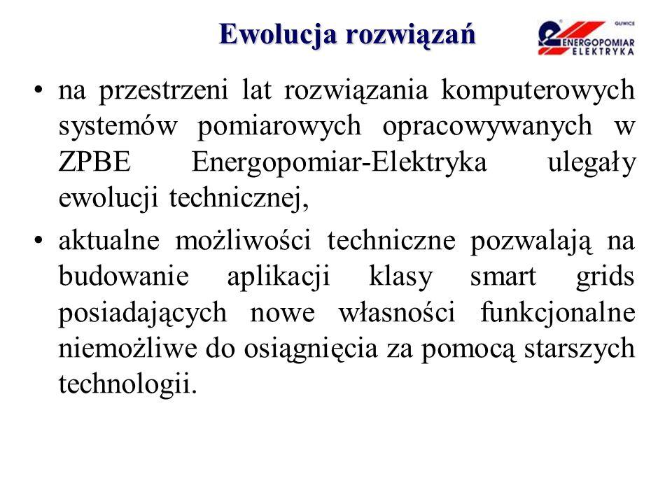 System elektroenergetyczny aktualnie sieci elektroenergetyczne eksploatowane w Polsce jak i w innych krajach są przestarzałe i mało wydajne, w przeszłości SEE był projektowany i budowany przy założeniu, że generacja energii elektrycznej będzie odbywała się w dużych elektrowniach systemowych, a sieć będzie pełniła rolę jednokierunkowej dostawy energii do jej użytkowników.