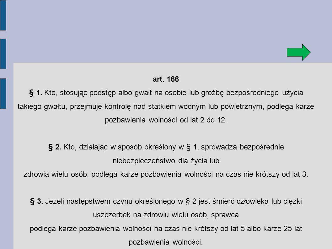 art.166 § 1.