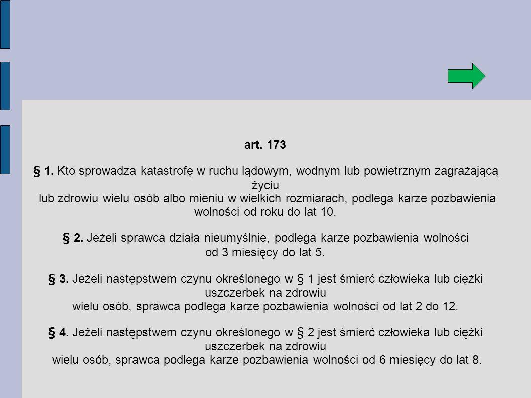 art.173 § 1.