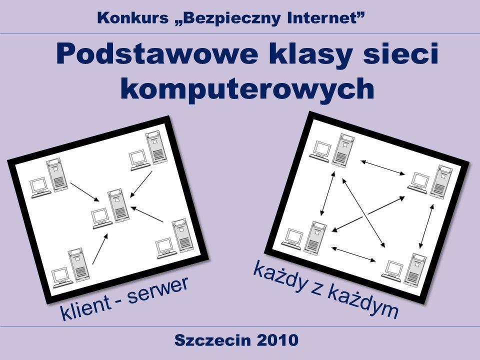 Szczecin 2010 Konkurs Bezpieczny Internet Czym jest Internet.