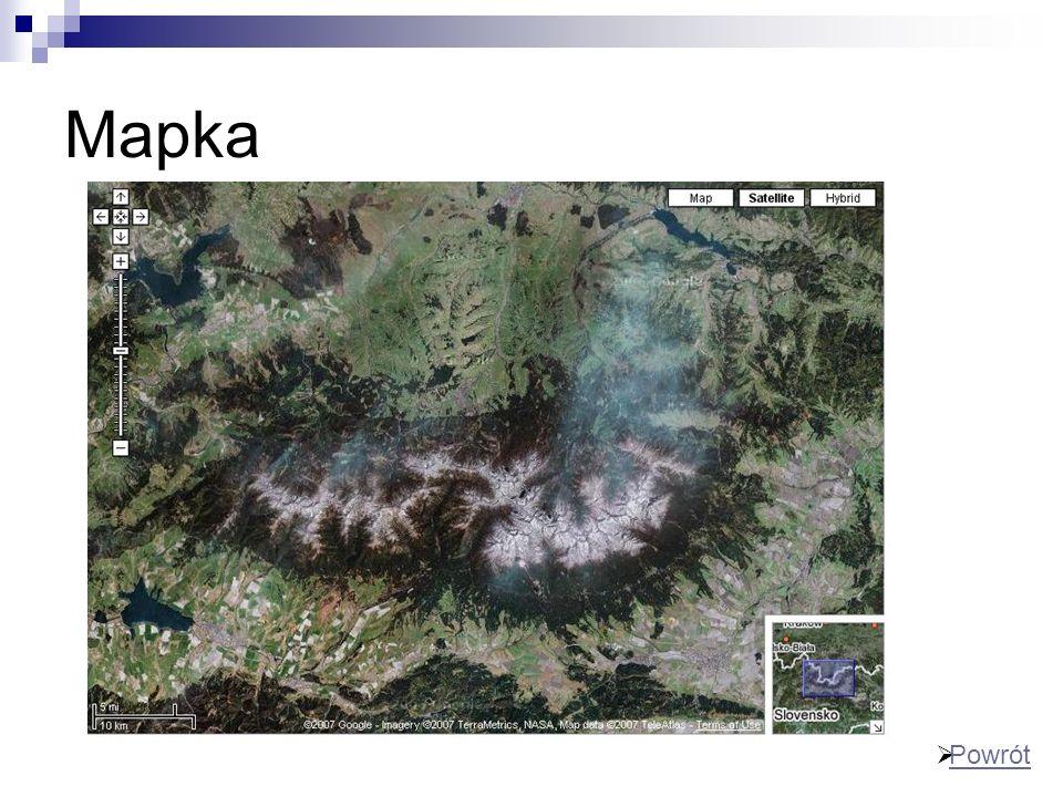 Mapka Powrót