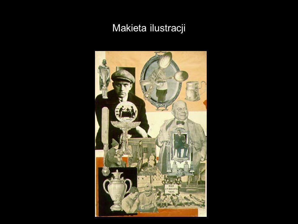 Makieta ilustracji