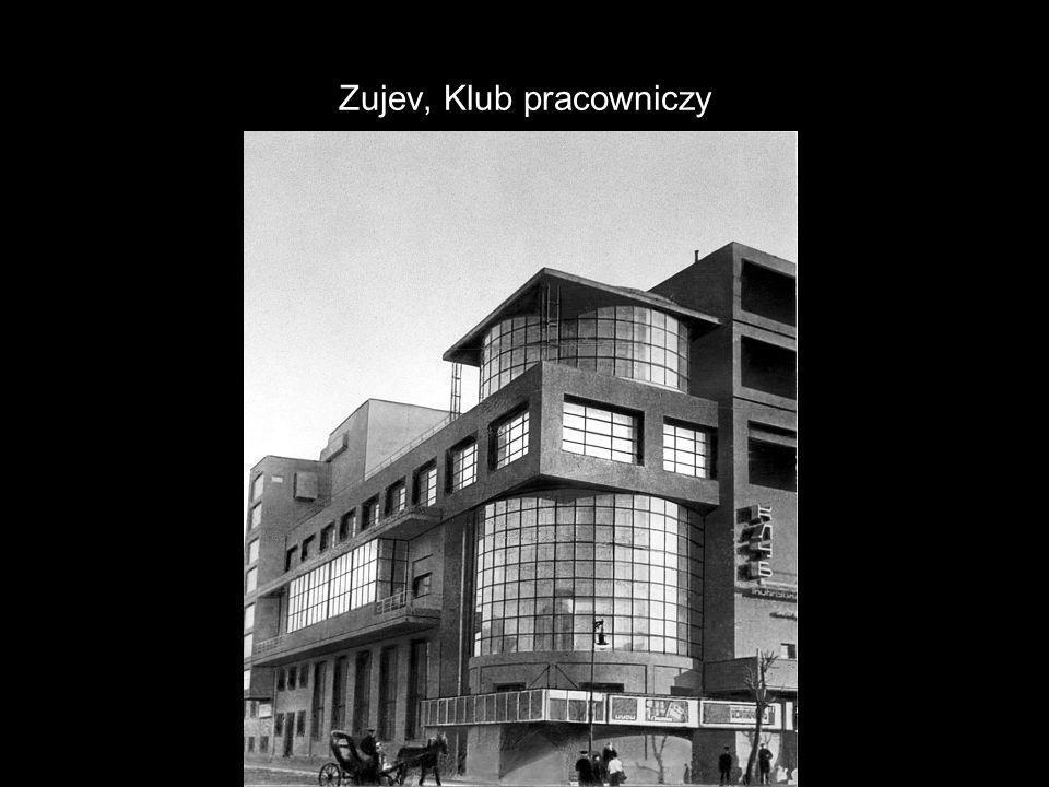 Zujev, Klub pracowniczy