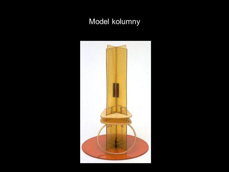 Model kolumny