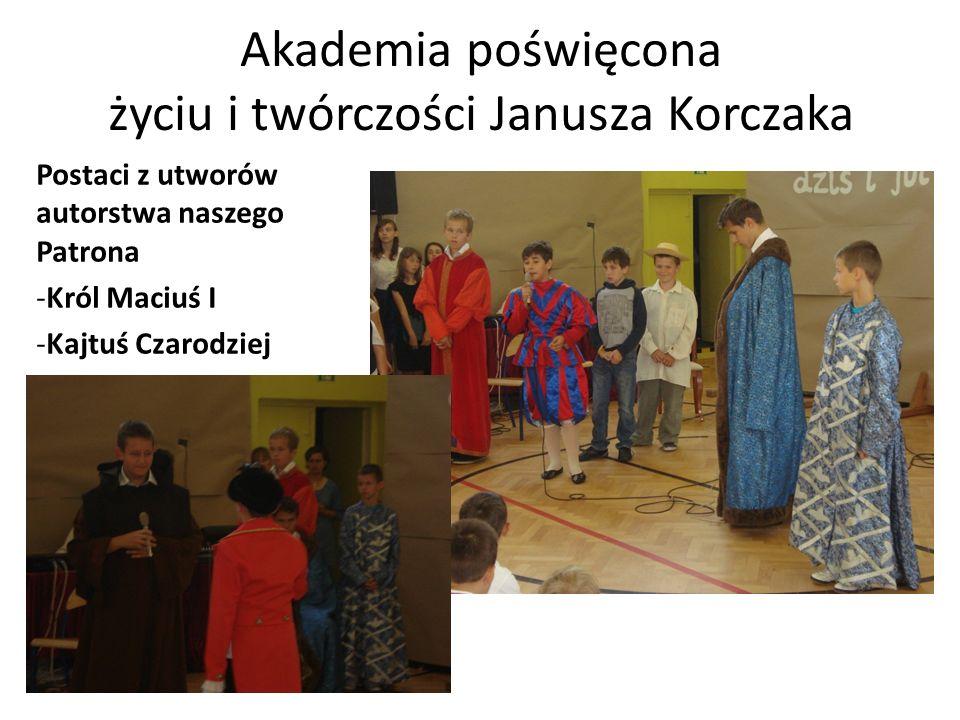 Akademia poświęcona życiu i twórczości Janusza Korczaka Obóz koncentracyjny