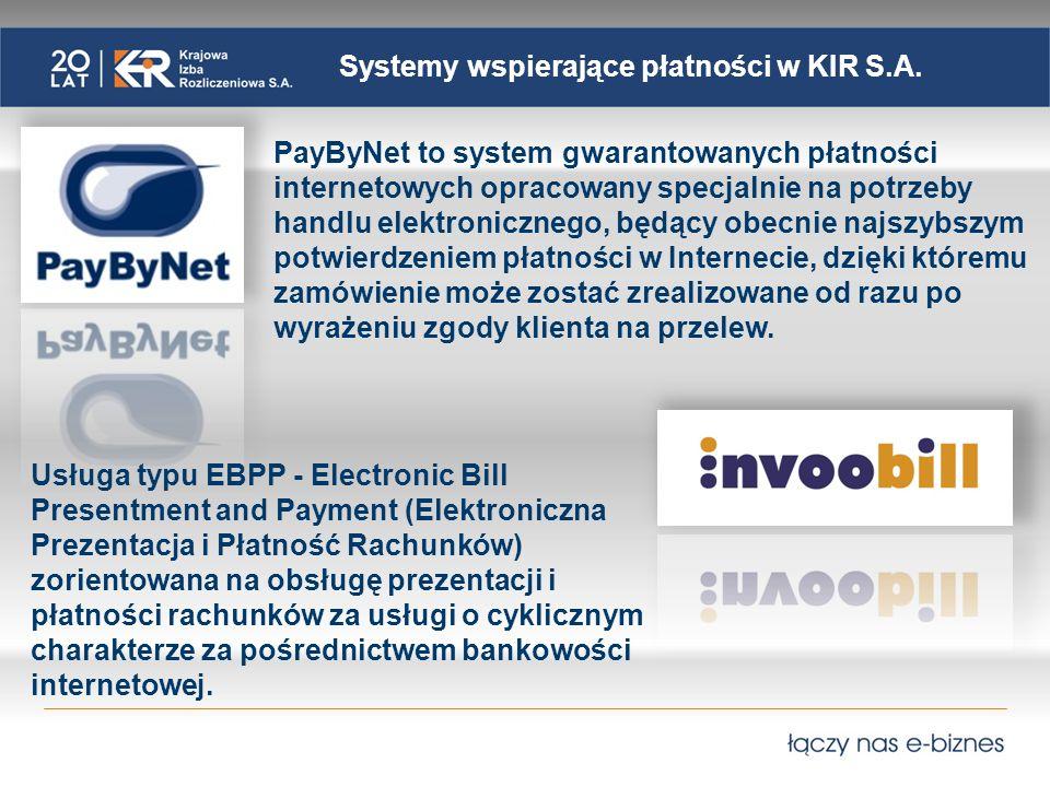 PayByNet to system gwarantowanych płatności internetowych opracowany specjalnie na potrzeby handlu elektronicznego, będący obecnie najszybszym potwier