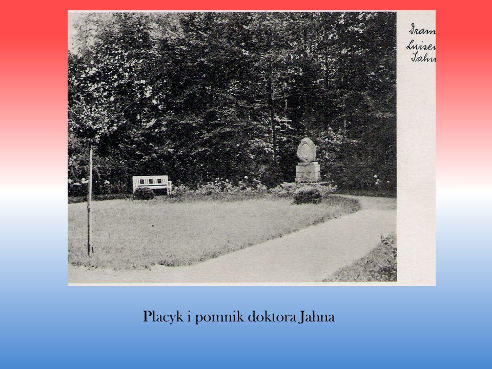 Pomniczek doktora Jahna