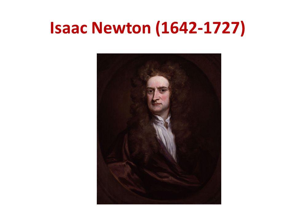Studiował w Cambridge, od 1669 roku był profesorem matematyki.