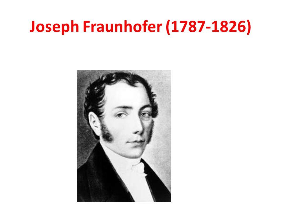 Był samoukiem.Zdobył wiedzę z zakresu matematyki oraz wyrabiania szkła i soczewek.