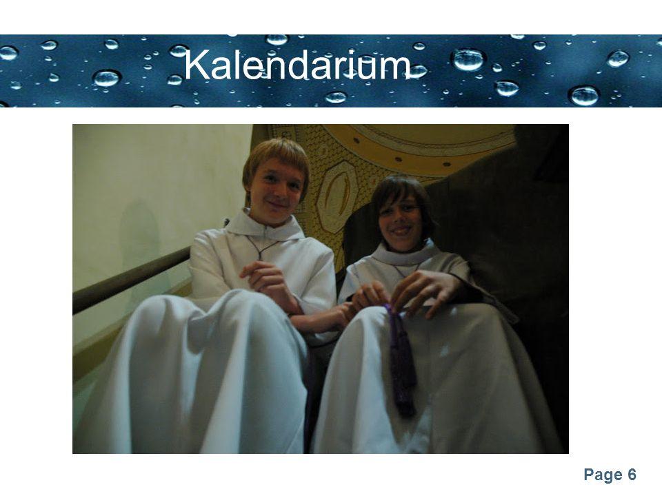 Page 57 Żegnamy Brata Egzamin na ceremoniarzy (listopad 2011)
