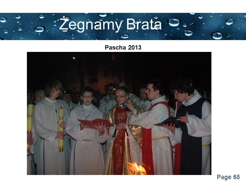 Page 65 Żegnamy Brata Pascha 2013
