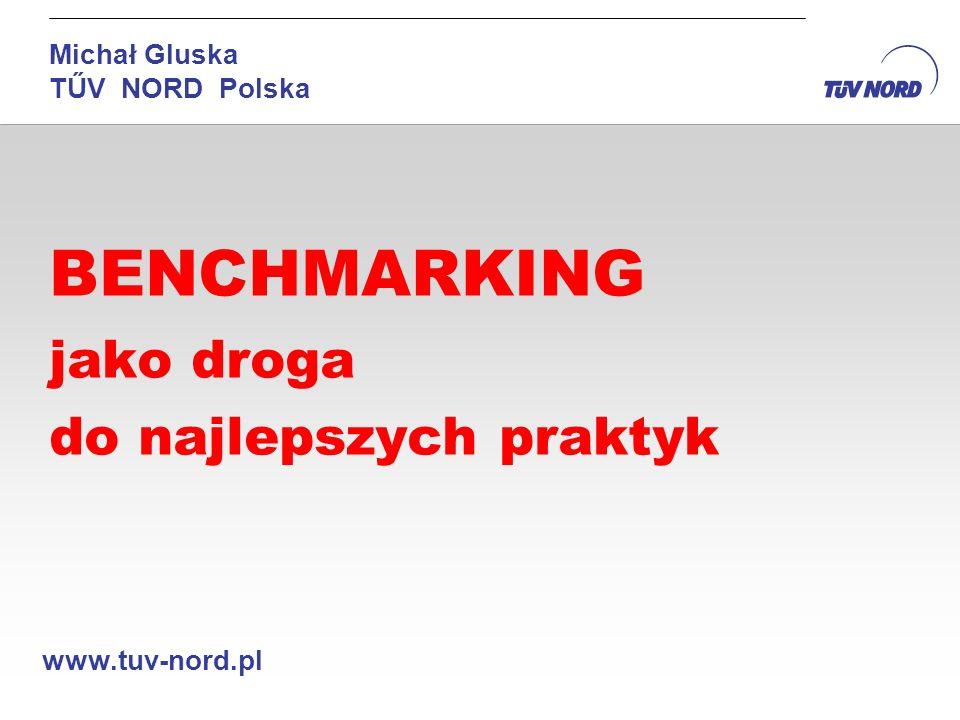 Wymogi skutecznego benchmarkingu: odpowiednia ilość czasu do dyspozycji poparcie managementu, najlepiej sposób aktywny opanowanie metodyki benchmarkingu i dogłębne poznanie badanego procesu akceptacja dla zmian, wynikających z benchmarkingu Benchmarking jako droga do najlepszych praktyk