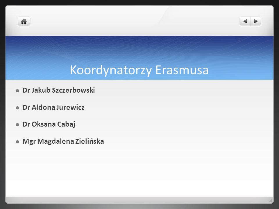 Wydawane będą karty egzaminacyjne za rok 2011/2012 (poprzedni rok akademicki) dla osób wracających z wymiany międzyuczelnianej w ramach programów ERASMUS oraz MOST.