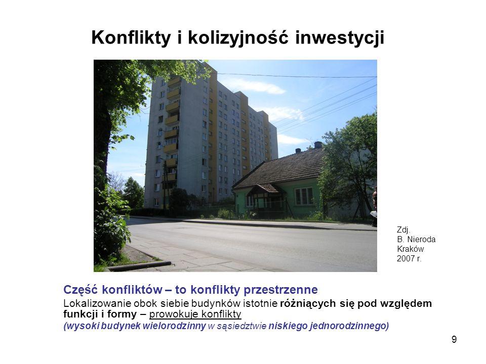 20 Czy współczesne polskie prawo regulujące procesy inwestycyjne nosi cechy podobnie racjonalnego jak prawo przedwojenne ?