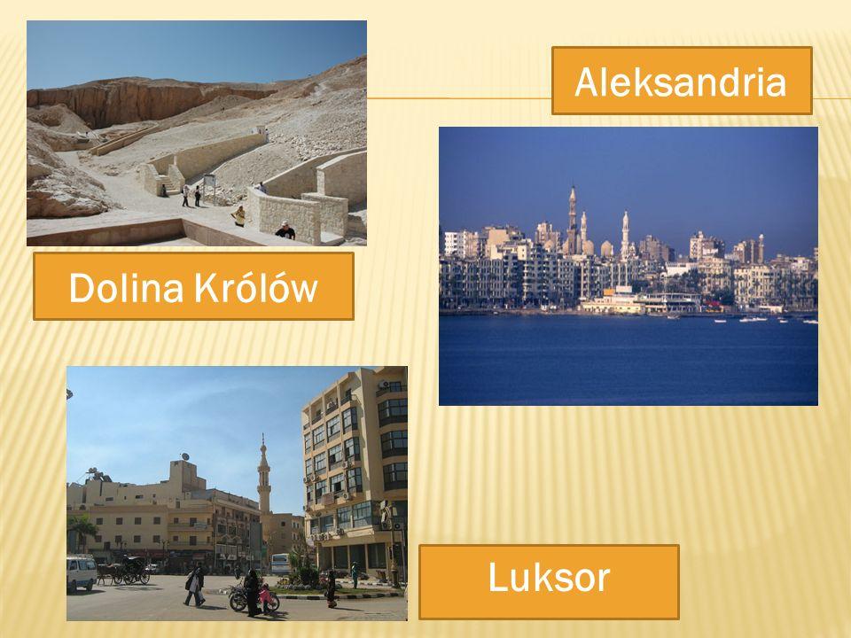 Dolina Królów Aleksandria Luksor