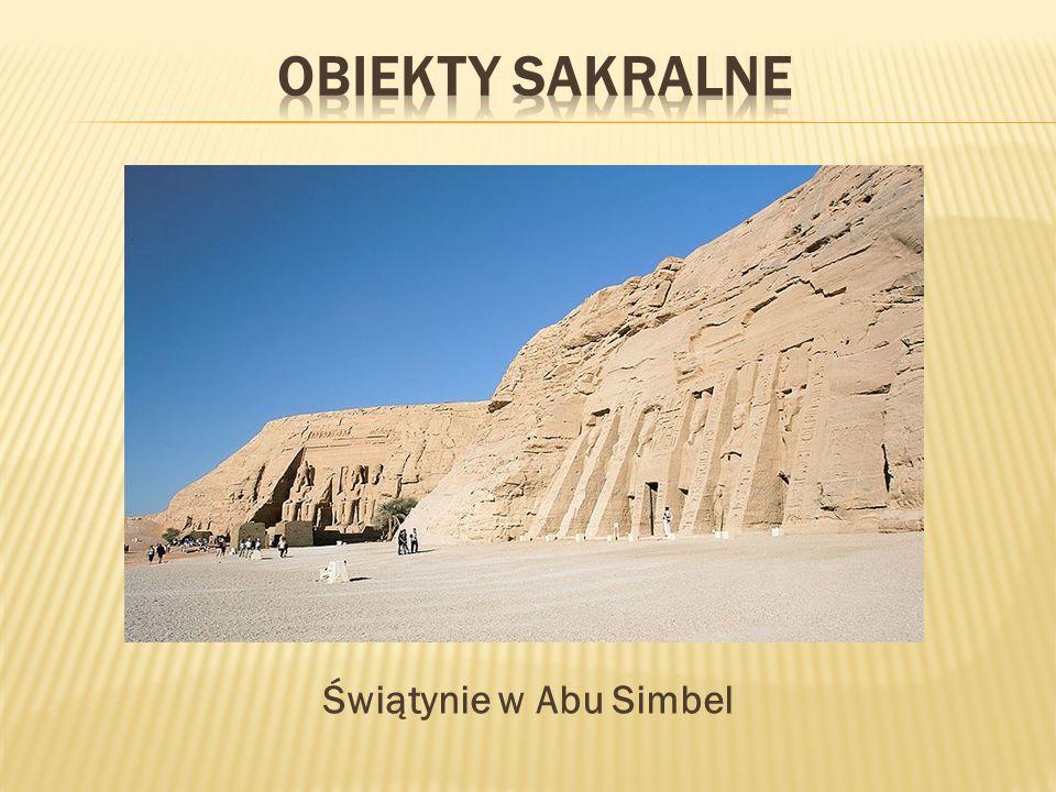 Świątynie w Abu Simbel