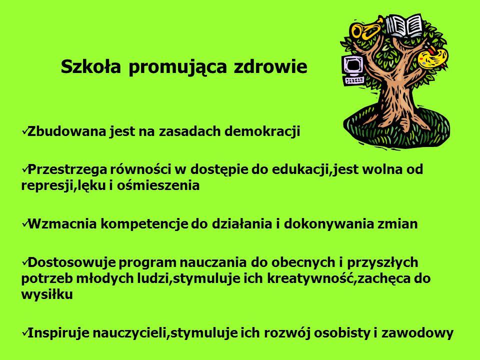 REALIZACJA CELÓW W ROKU SZKOLNYM 2007/2008 14.09.2007r.