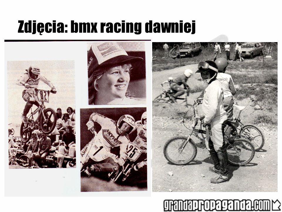 Zdjęcia: bmx racing dawniej