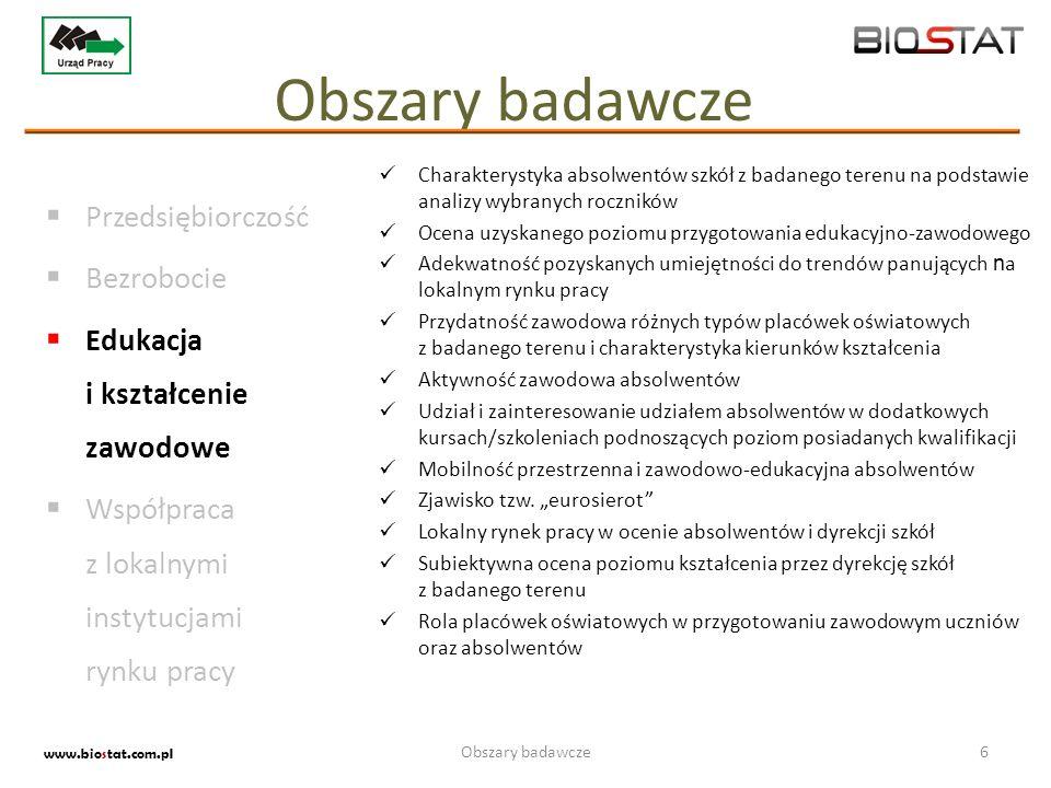 Dziękuję za uwagę Zapraszamy serdecznie do odwiedzenia naszego serwisu: www.biostat.com.pl