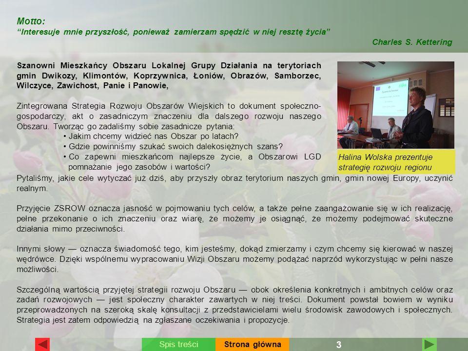 II.ANALIZA SWOT OBSZARU OBJĘTEGO ZSROW 2.