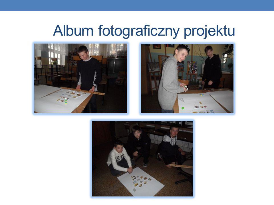 Album fotograficzny projektu