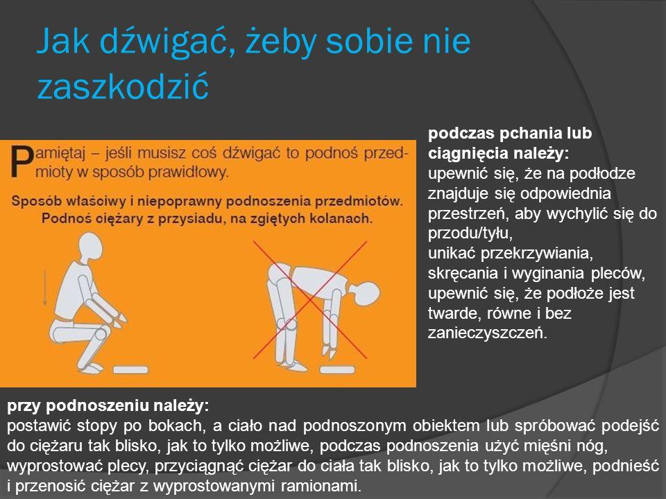 Postawa podczas siedzenia Kręgosłup jest podporą całego ciała i to od jego kondycji w dużej mierze zależy nasza sprawność.