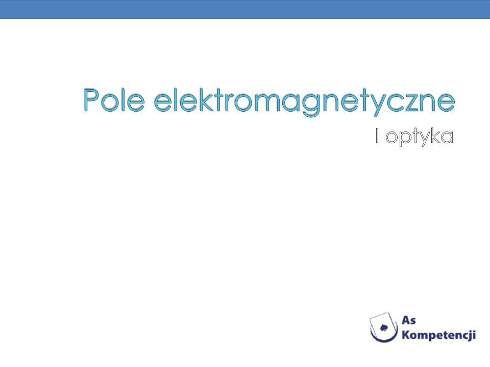 Pole elektromagnetyczne, pole fizyczne, stan przestrzeni w której na obiekt fizyczny mający ładunek elektryczny działają siły o naturze elektromagnetycznej.