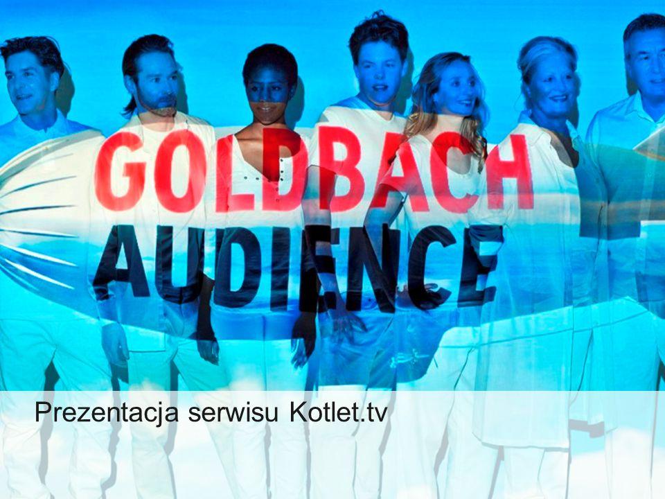 Prezentacja serwisu Kotlet.tv