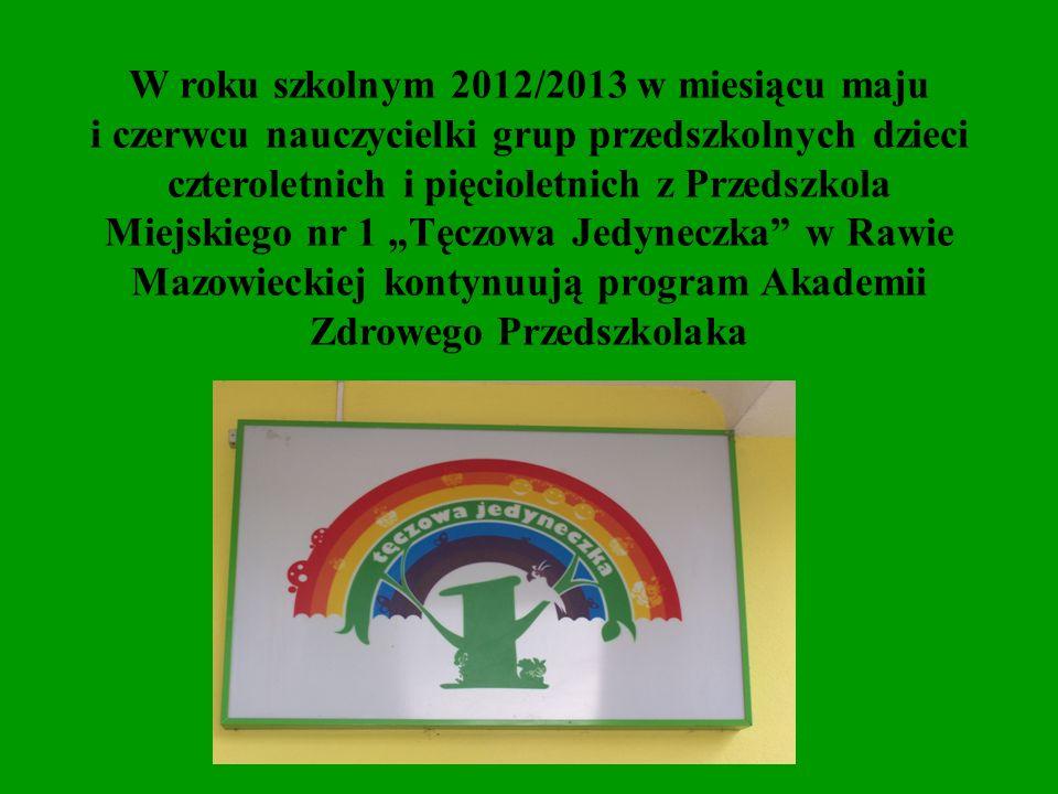 Moduł letni 2013 AZP pod hasłem Przedszkolak bezpieczny w środowisku koncentruje się na bezpieczeństwie dzieci, tj.