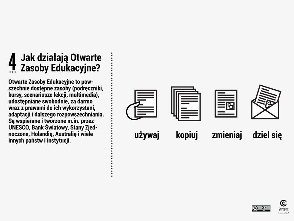Kapsztadzka Deklaracja Otwartej Edukacji Ku otwartym zasobom edukacyjnym Znajdujemy się u progu światowej rewolucji w nauczaniu i uczeniu się.