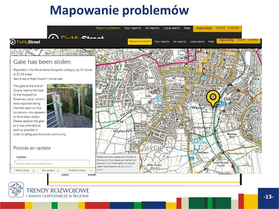 Mapowanie problemów -13-