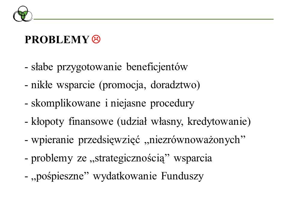 Fundusze strukturalne dla zrównoważonego rozwoju w bieżącym i następnym okresie programowania Krzysztof Smolnicki Dolnośląska Fundacja Ekorozwoju orga