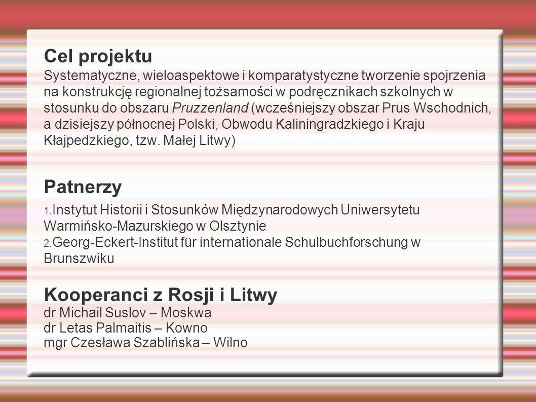 Grupa projektowa polska dr hab.Jan Gancewski prof.