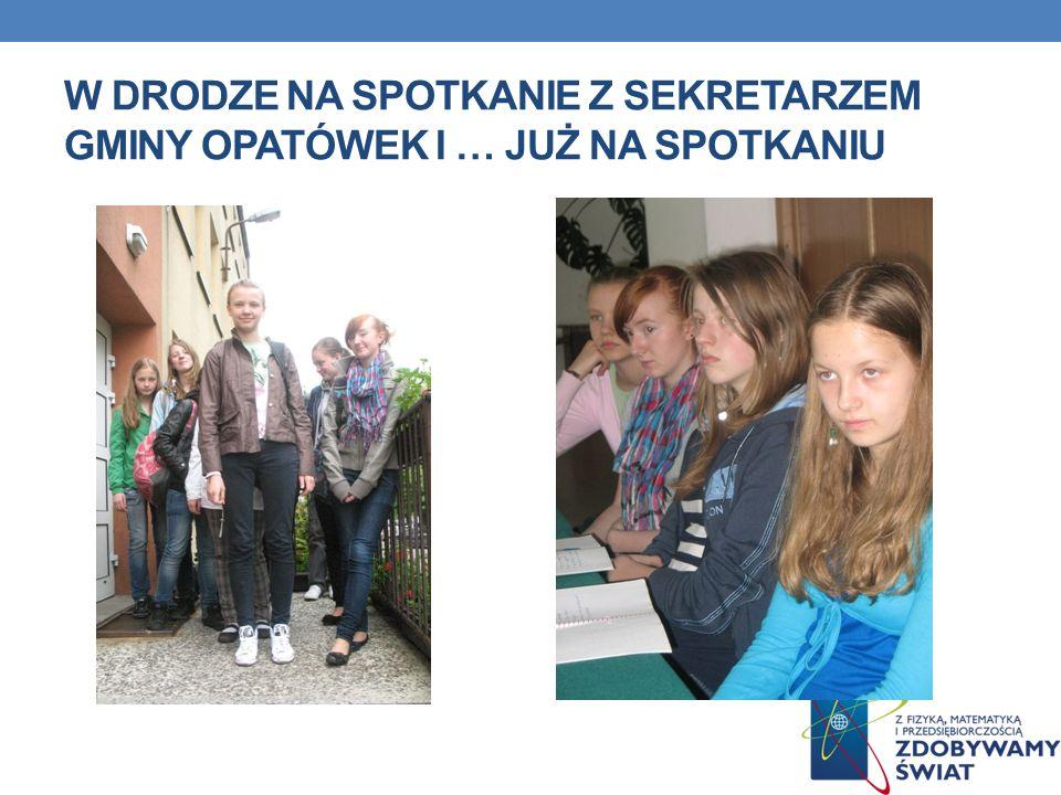 SEKRETARZ GMINY P.