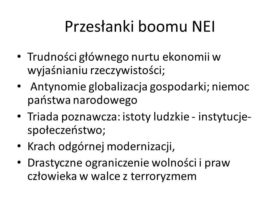 Bibliografia 1.Chmielewski P.( 2011), Homo agents.
