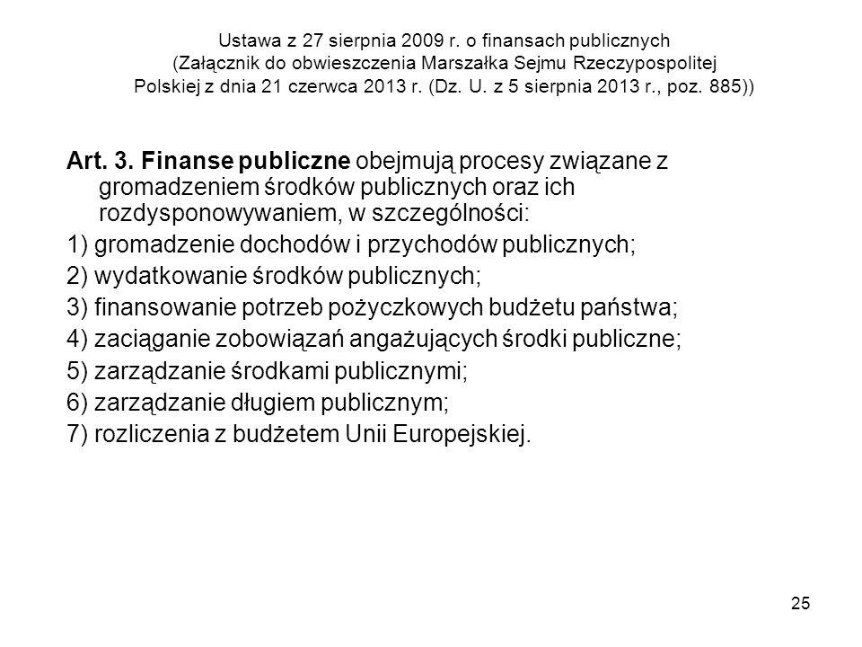 25 Ustawa z 27 sierpnia 2009 r.