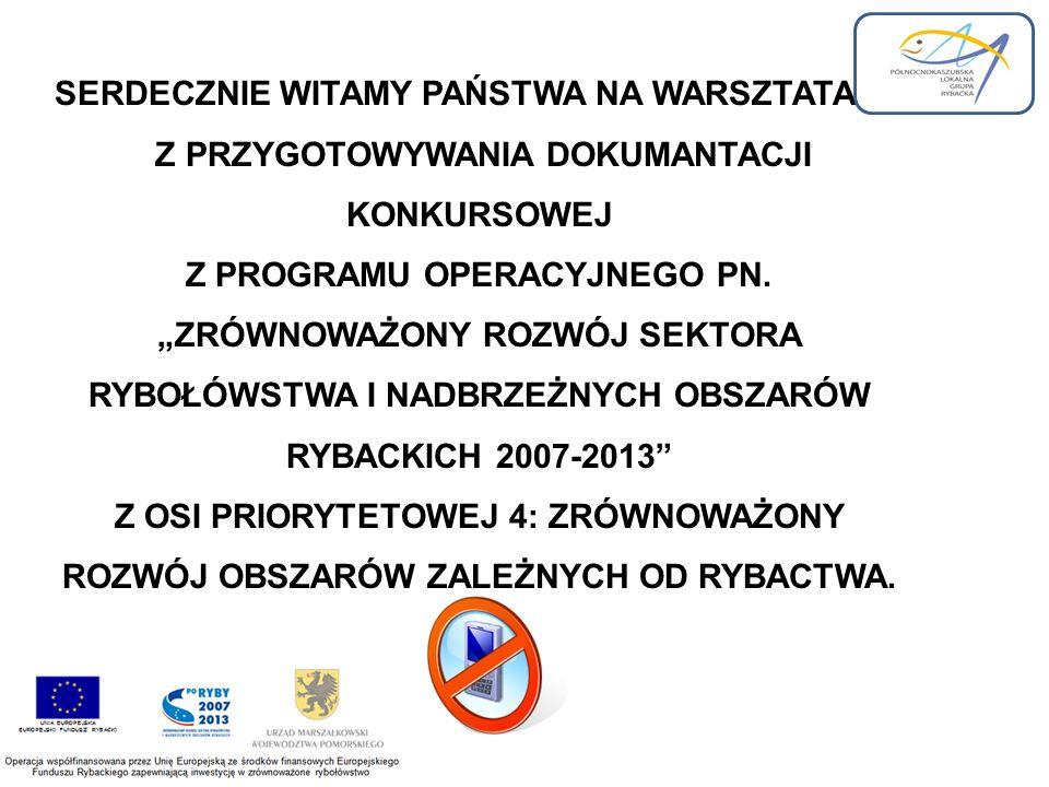 DEFINICJA WNIOSKODAWCY: Wnioskodawcą jest Pan Jan Kowalski zamieszkały w Pucku, chcący otworzyć własną działalność gospodarczą.