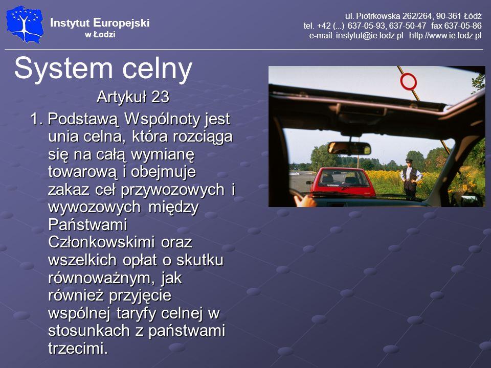 I nstytut E uropejski w Łodzi ul. Piotrkowska 262/264, 90-361 Łódź tel.