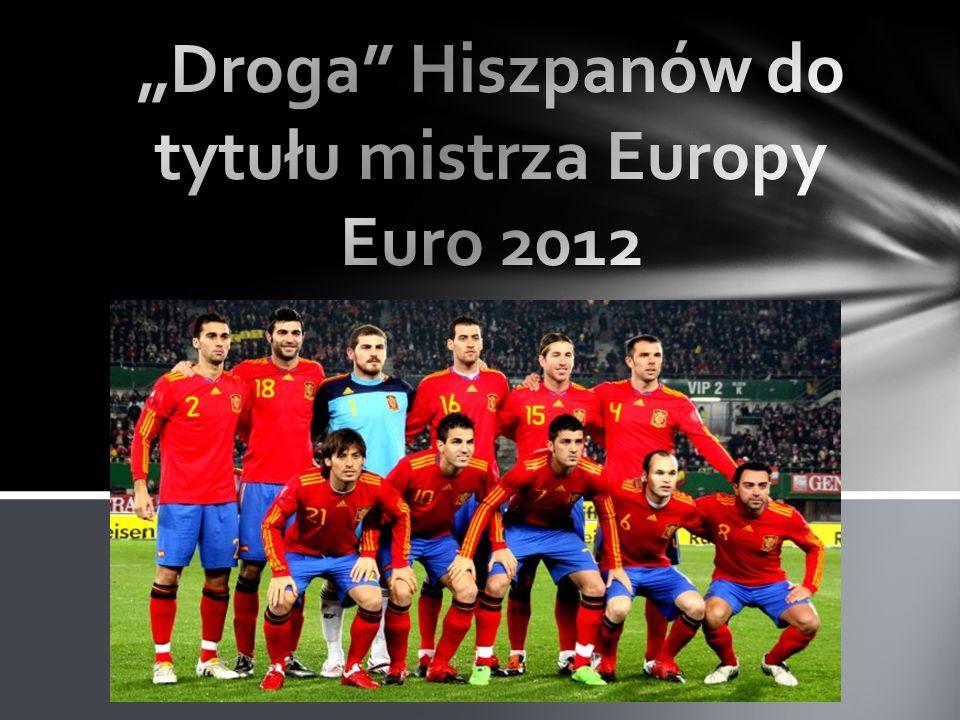 Ten mecz miał być odpoczynkiem dla Hiszpanów.Irlandia była uważana za najsłabszy kraj w grupie.
