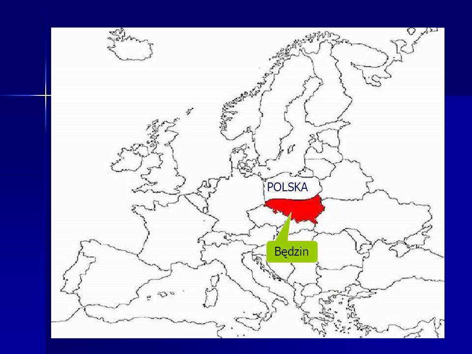 Będzin POLSKA