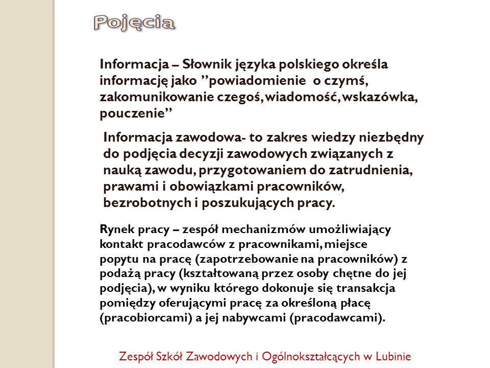 Informacja – Słownik języka polskiego określa informację jako powiadomienie o czymś, zakomunikowanie czegoś, wiadomość, wskazówka, pouczenie Informacj