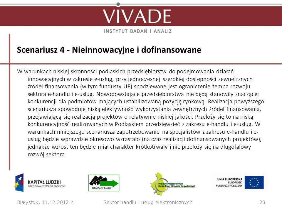 Wojewódzki Urząd Pracy w Białymstoku DZIĘKUJĘ ZA UWAGĘ! dr Katarzyna Dębkowska 29