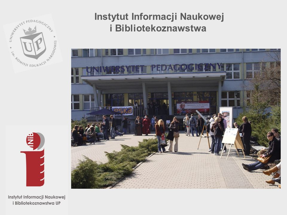 Kształcenie bibliotekarzy w Wyższej Szkole Pedagogicznej (AP, UP) im.