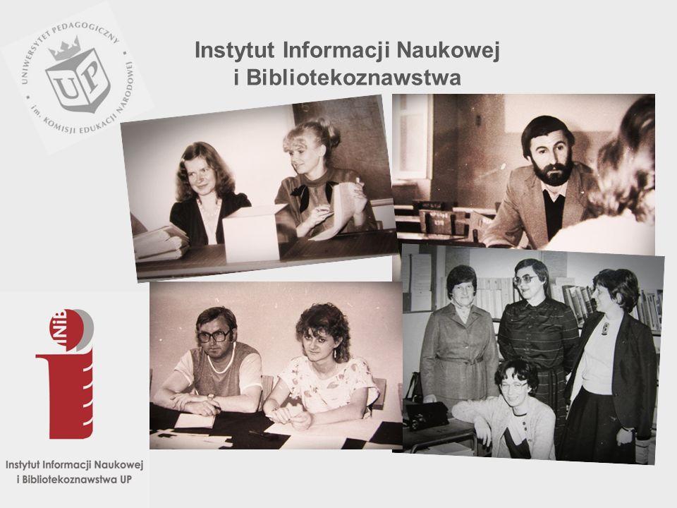 Instytut Informacji Naukowej i Bibliotekoznawstwa.