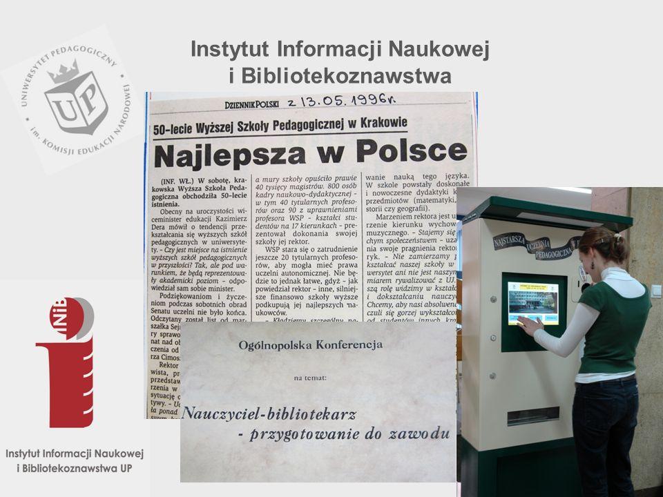 Rok 1999 był niezwykle ważny w historii istnienia uczelni i bibliotekoznawstwa, ponieważ dnia 1 października przemianowano Wyższą Szkołę Pedagogiczną w Akademię Pedagogiczną im.