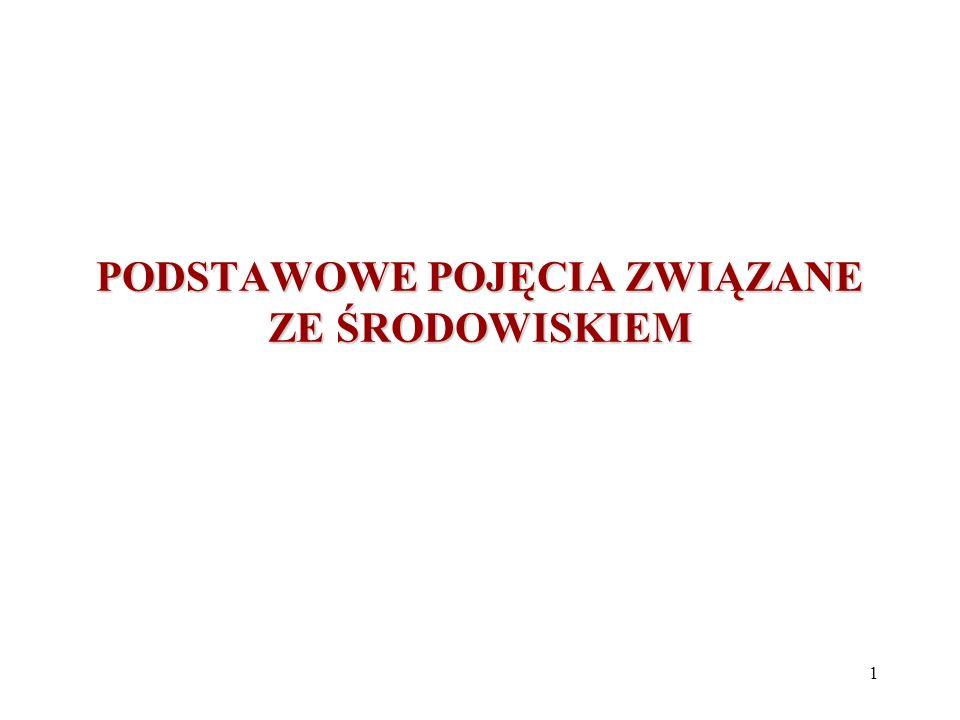 EKOLOGIA EKOLOGIA 1.