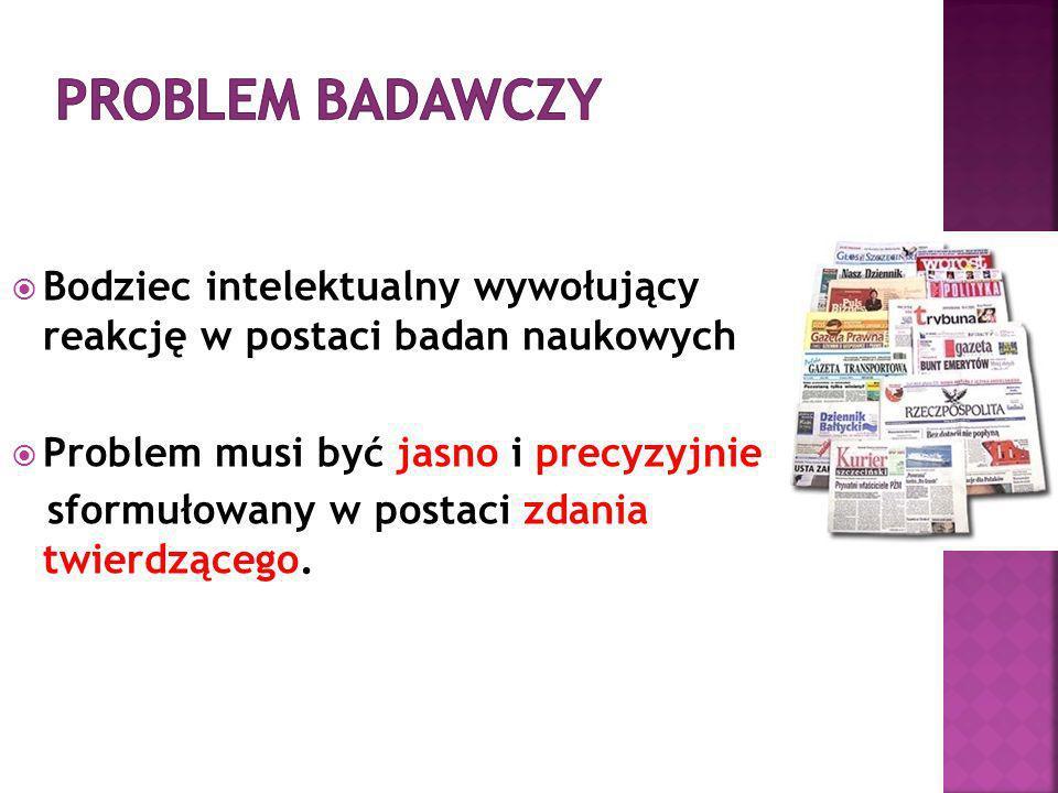Przyczyny popularności prasy brukowej.